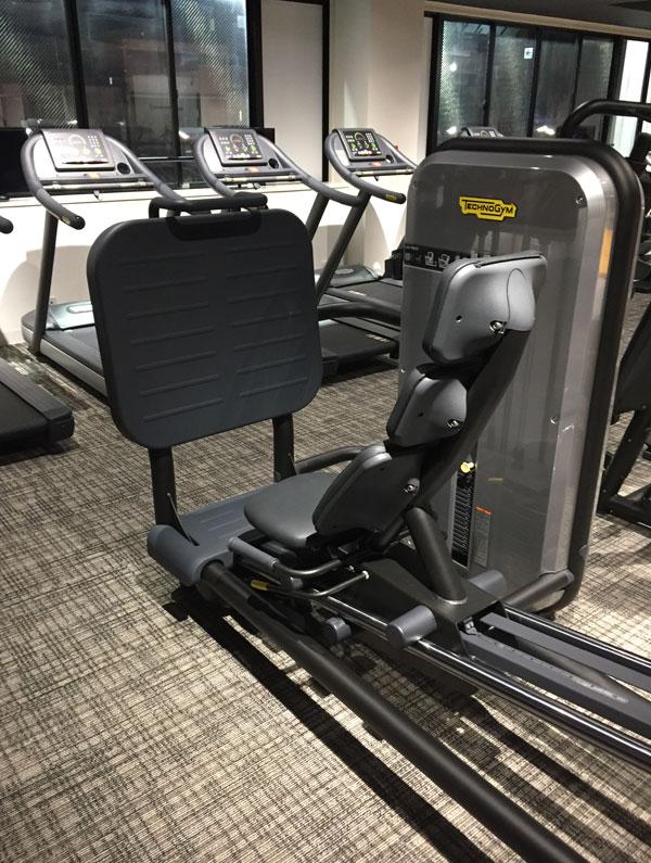 Leg Press(両足のすべての筋肉群を強化します)